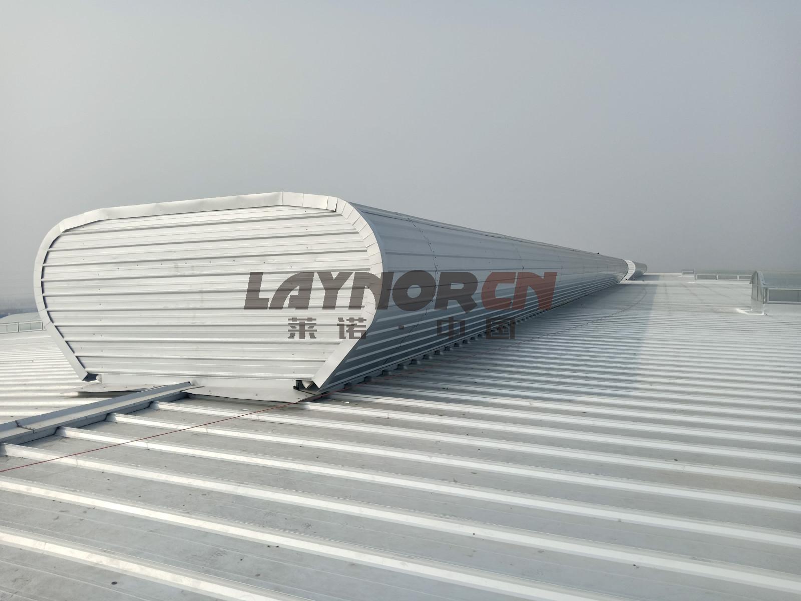 莱诺(唐山华舜汽车零部件项目)-通风气楼